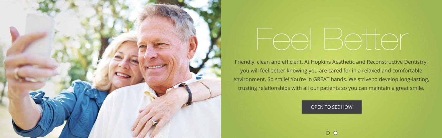 We strive to develop long-lasting trusting relationships with all our patients so you can maintain a great smile.